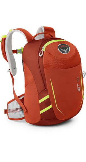 Osprey Jet 12 Junior Strawberry Red